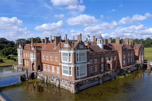 Helmingham Hall for hire