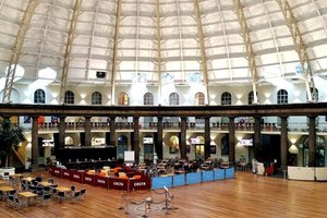 The Devonshire Dome for hire