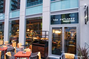 The Refinery Spinningfields for hire