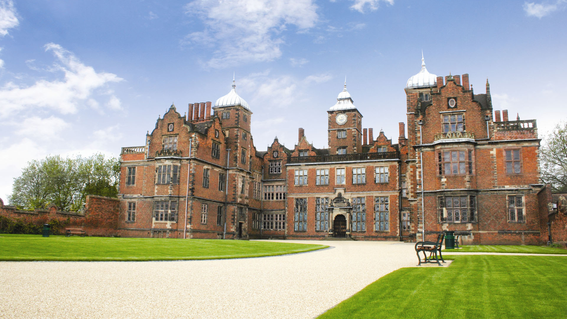 Aston Hall for hire