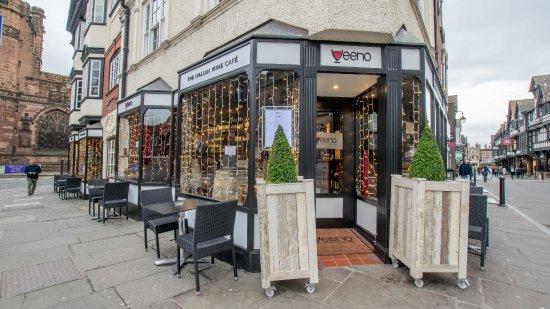 Veeno - The Italian Wine Cafe for hire