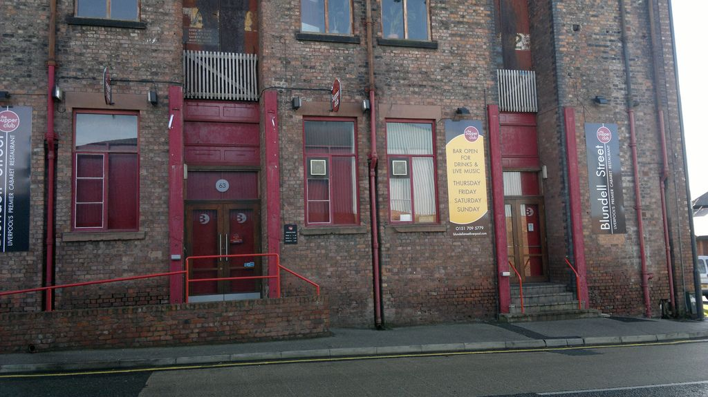 Blundell Street Restaurant and Bar for hire
