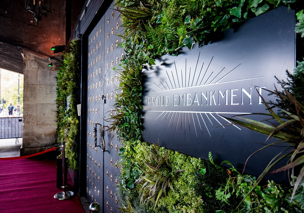 Proud Embankment for hire