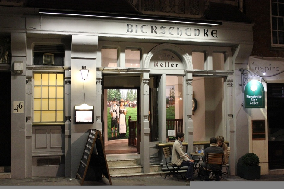 Bierschenke for hire