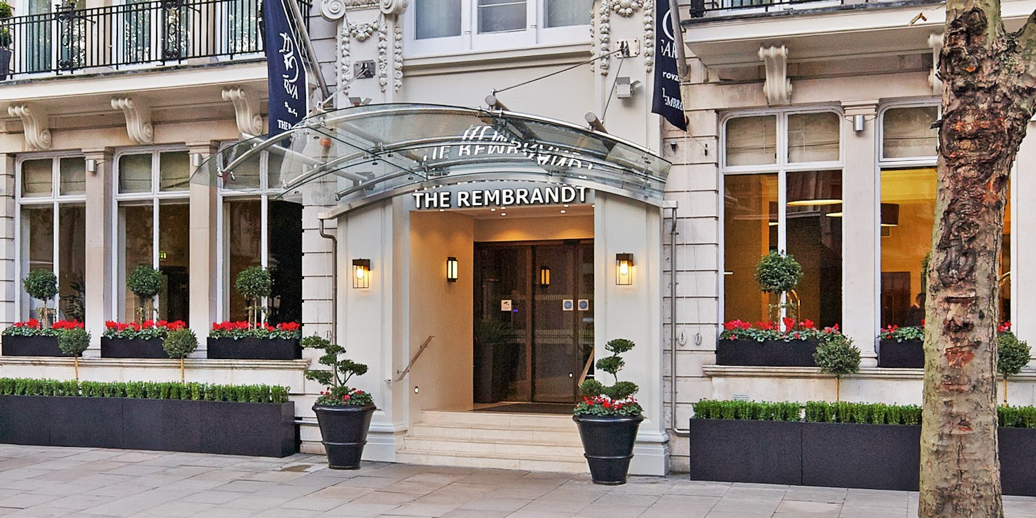 The Rembrandt Hotel for hire