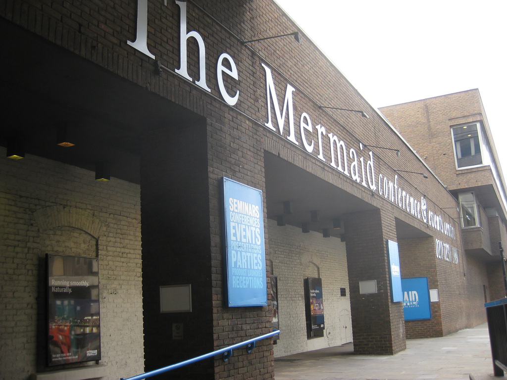 The Mermaid London for hire