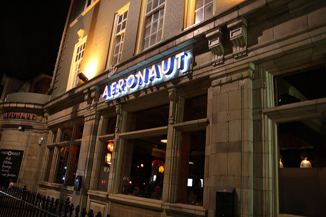 Aeronaut for hire