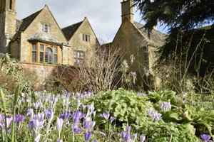 Hidcote Manor Garden for hire