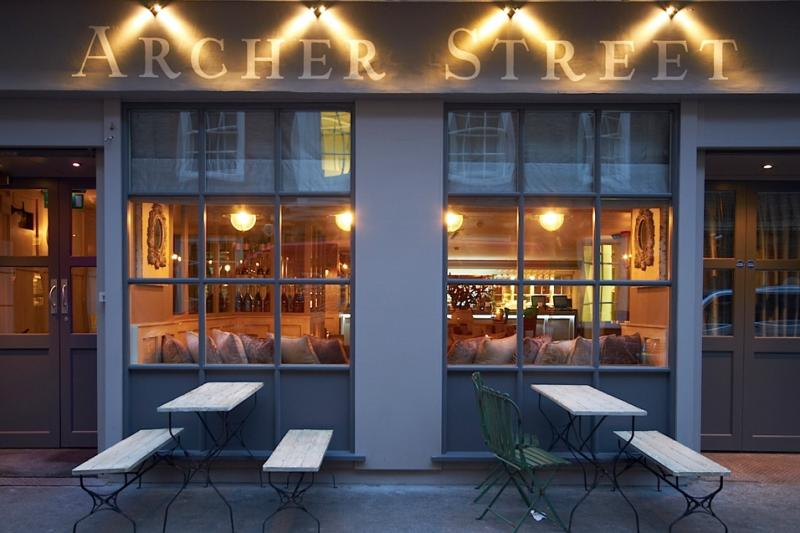 Archer Street Soho for hire