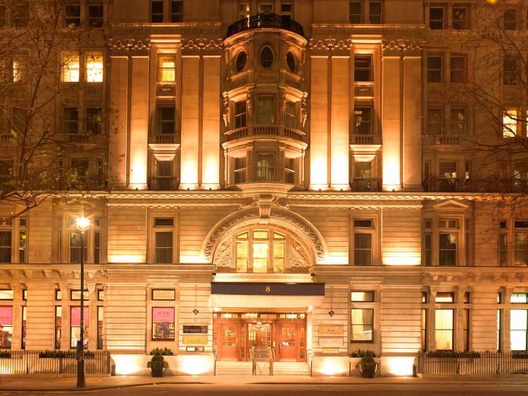8 northumberland avenue for hire