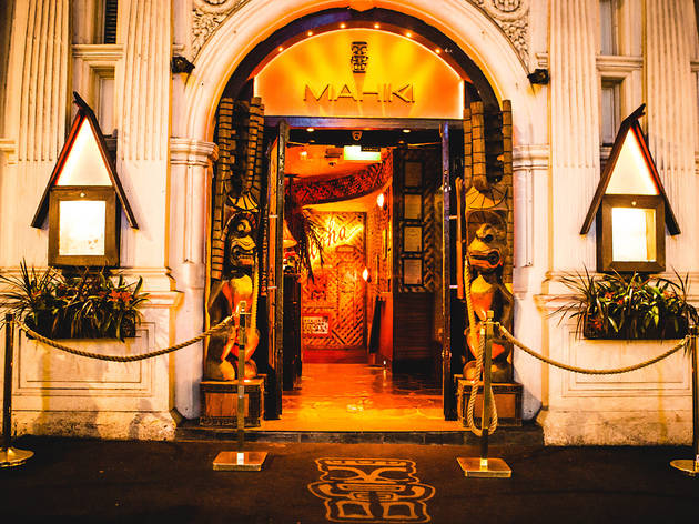 Mahiki for hire