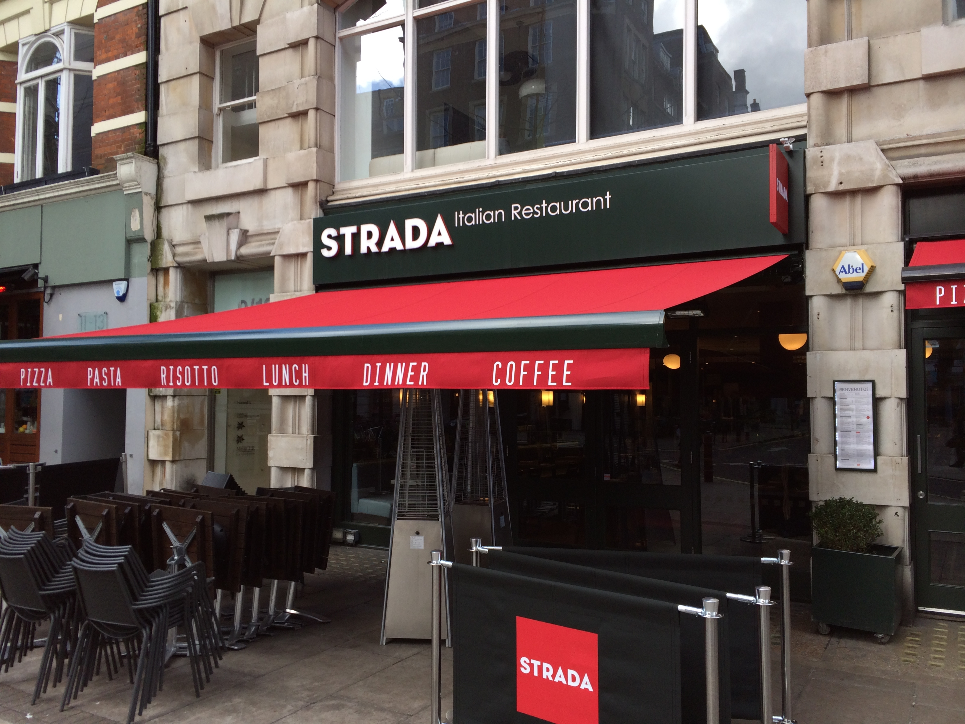 Strada Wimbledon for hire