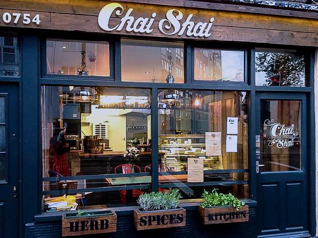 CHAI SHAI for hire