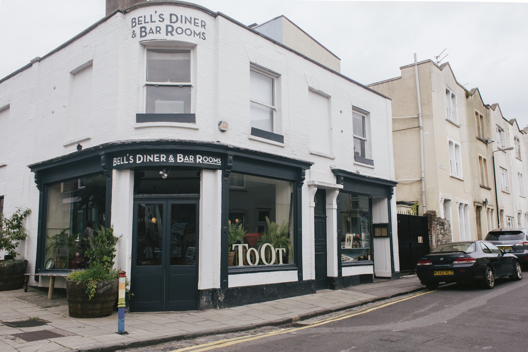 BELL'S DINER AND BAR ROOMS for hire