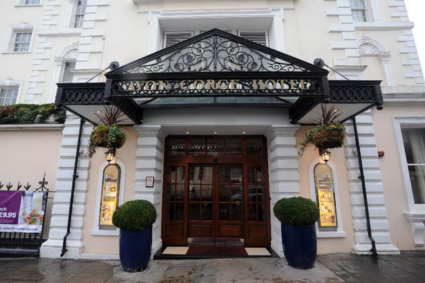 the avon gorge hotel for hire