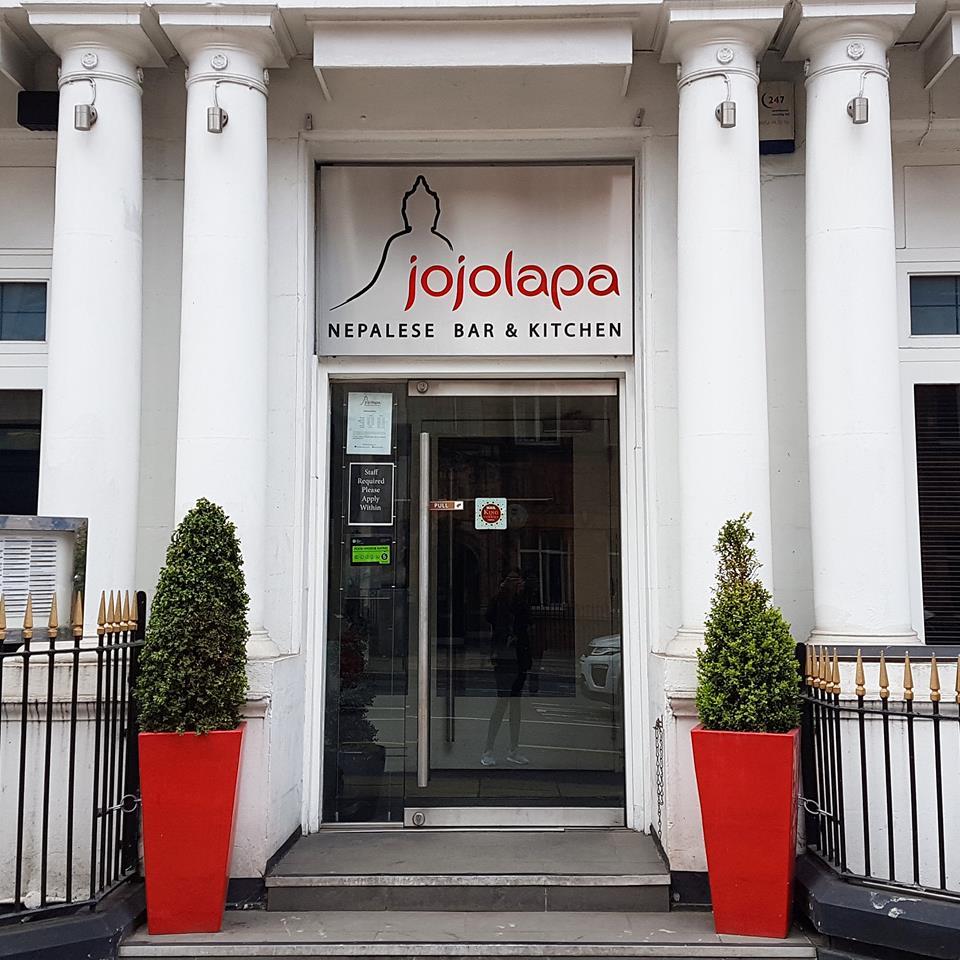 Jojolapa Nepalese bar & Restaurant for hire