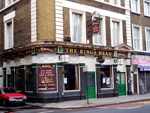 the kings head for hire