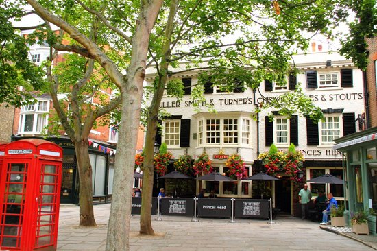 The Princes Head for hire