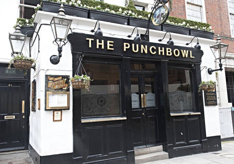 The Punchbowl for hire