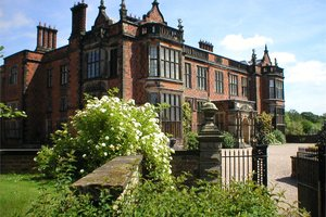 Arley Hall & Gardens for hire