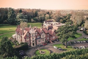 Pendley Manor Hotel for hire