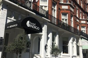 Indigo London Kensington for hire