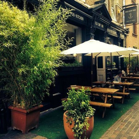 The Old Ship Inn Hackney for hire