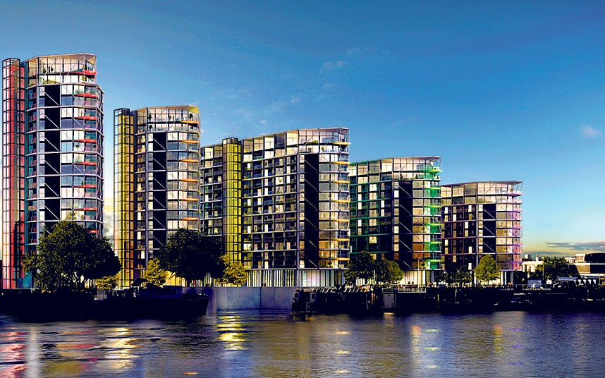 The Nine Elms for hire