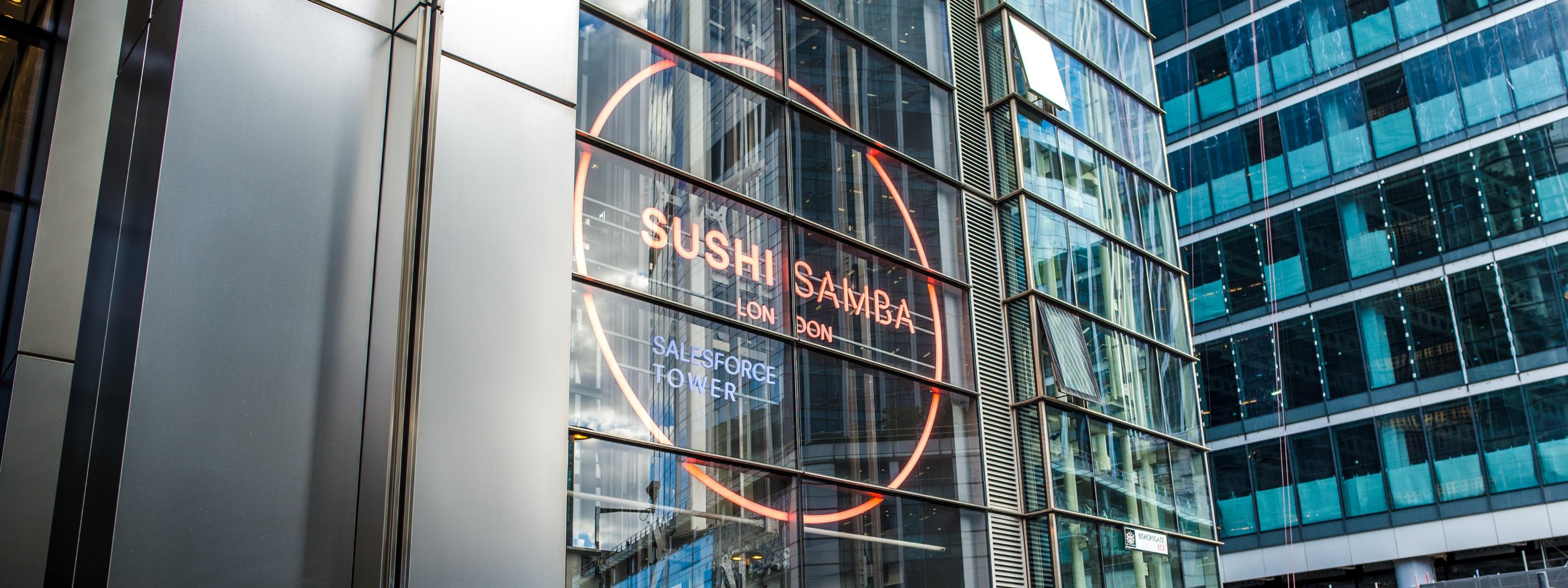 Shushisamba for hire