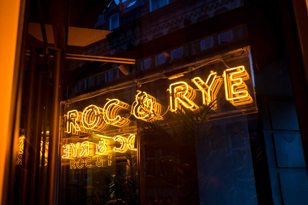 Roc & Rye for hire