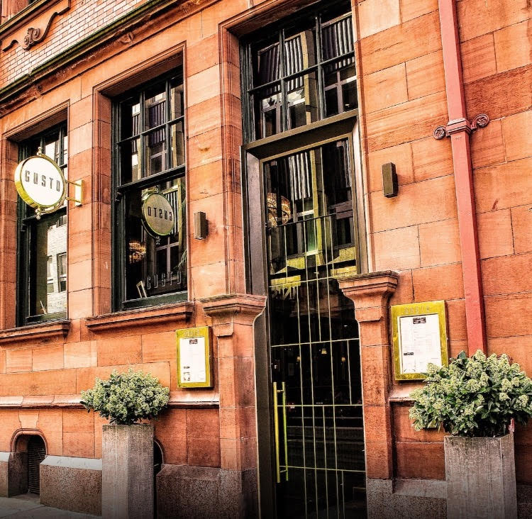 gusto manchester for hire