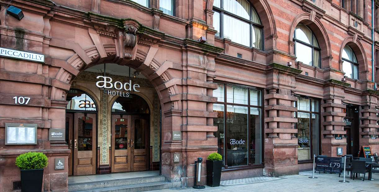 Abode Manchester for hire