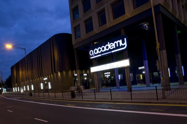 O2 Academy for hire