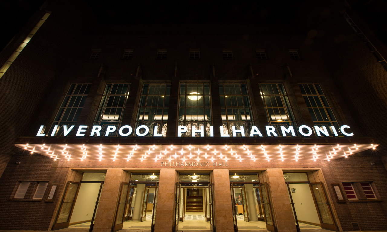 Philharmonic Hall for hire