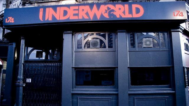The Underworld Camden for hire