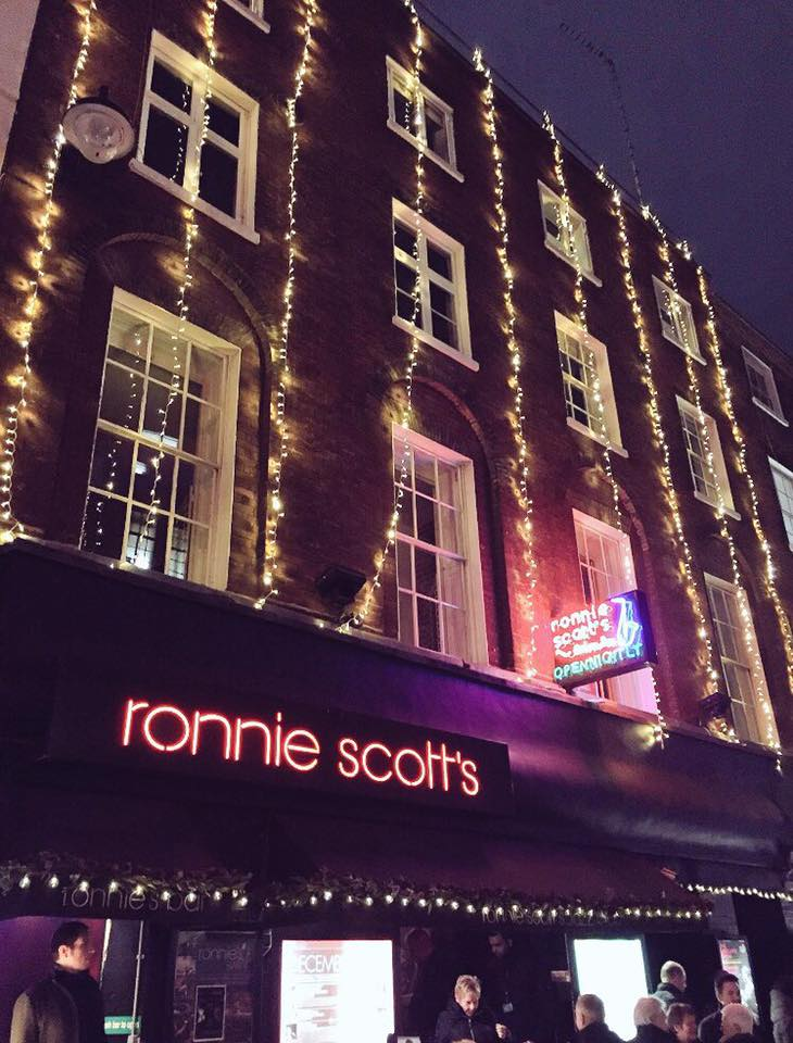 Ronnie Scotts Club for hire