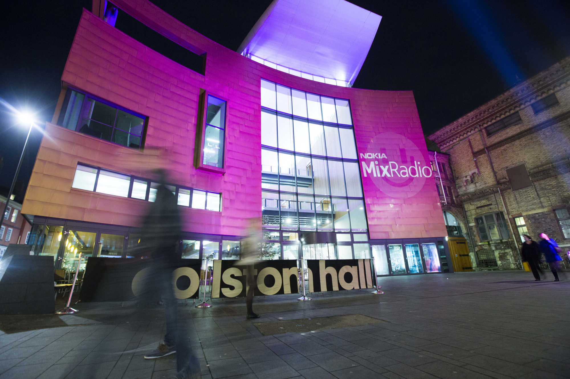 Colston Hall for hire