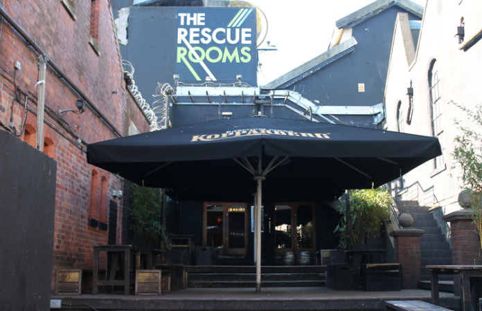 Rescue Rooms for hire