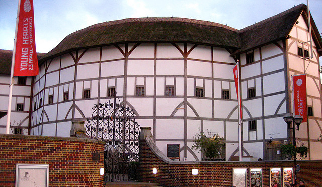 Shakespeare's Globe for hire