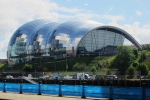 The Sage Gateshead for hire