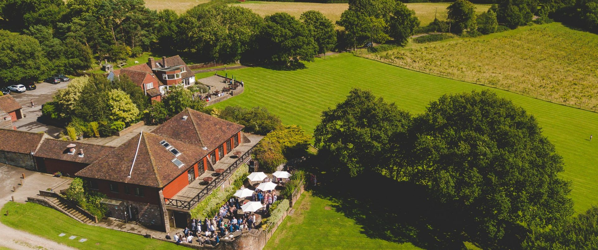 Barnsgate Manor for hire