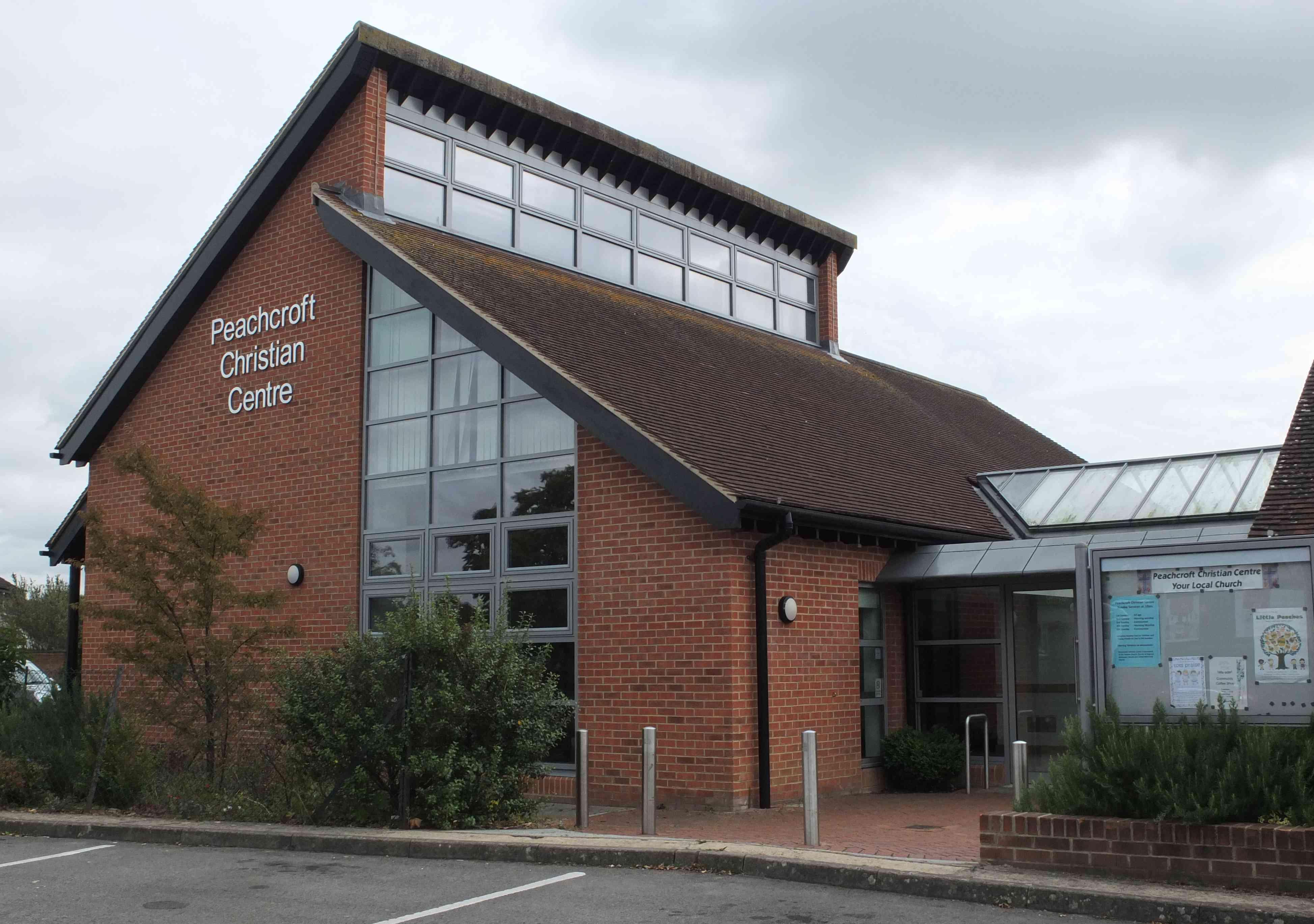 Peachcroft Christian Centre for hire