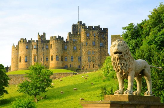 Alnwick Castle for hire