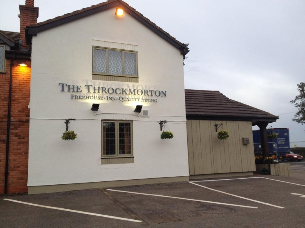 The Throckmorton for hire