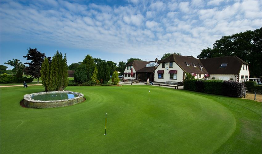 Oak Park Golf Club for hire