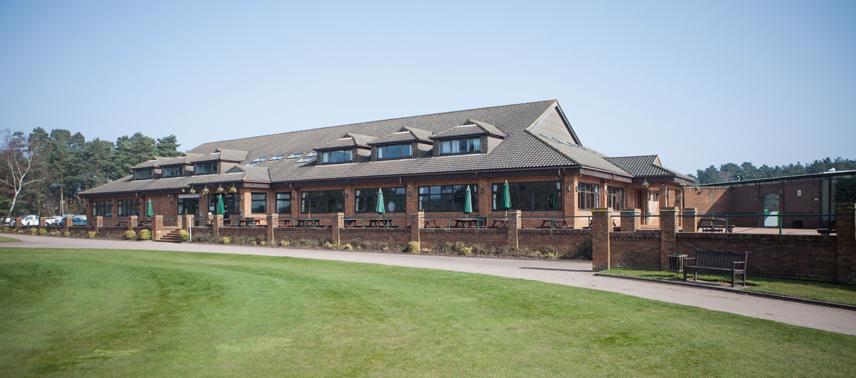 Pine Ridge Golf Centre for hire