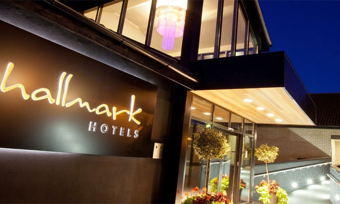 Hallmark hotel Manchester for hire
