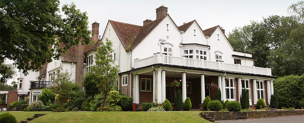 Chartridge Lodge for hire