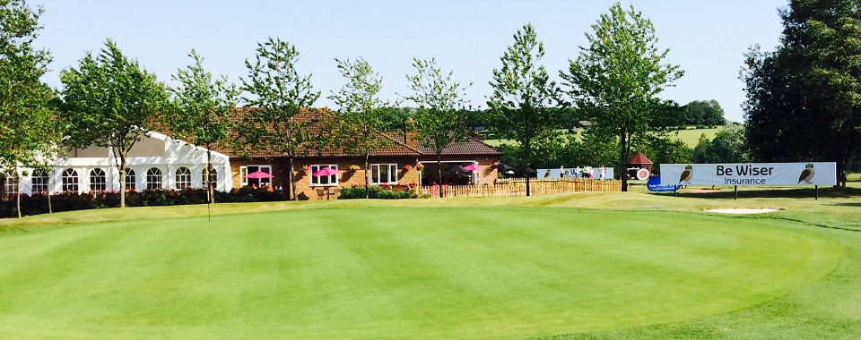 Test Valley Golf Club for hire