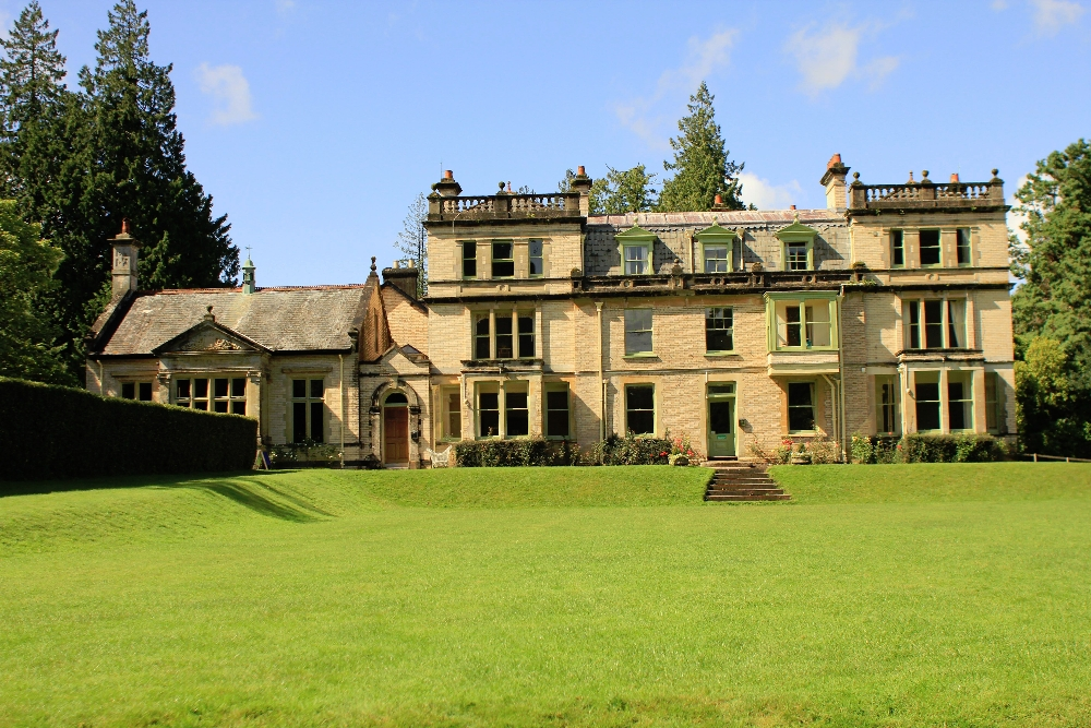 Holne Park House for hire